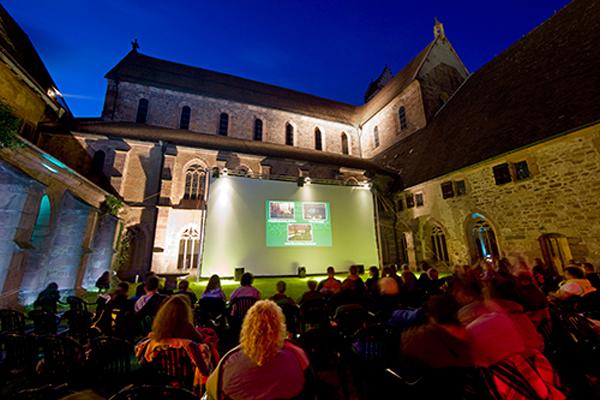 Fotogalerie Open-Air-Kino 2011