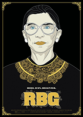 Hauptfoto RBG - Ein Leben für die Gerechtigkeit