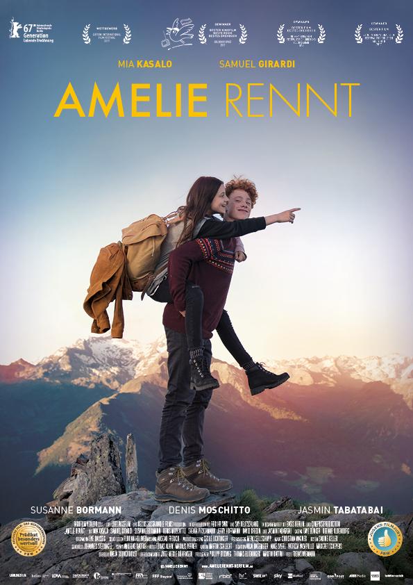 Hauptfoto Amelie rennt
