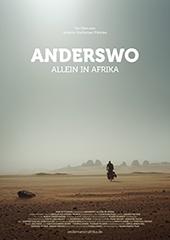 Hauptfoto Anderswo. Allein in Afrika