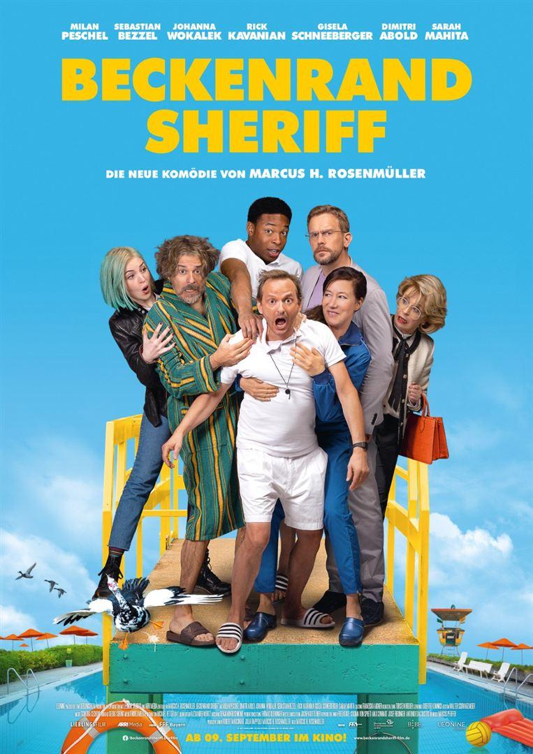 Hauptfoto Beckenrand Sheriff