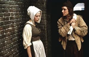 Szenenbild Das Mädchen mit dem Perlenohrring