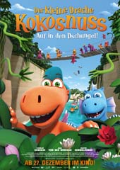 Hauptfoto Der kleine Drache Kokosnuss 2 - Auf in den Dschungel!