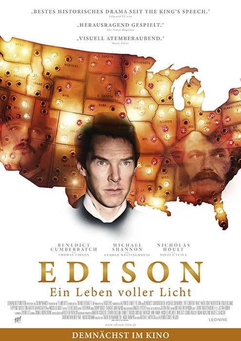 Hauptfoto Edison - Ein Leben voller Licht