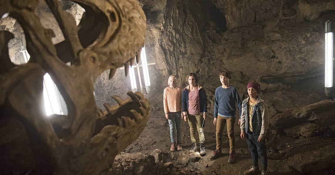 Szenenbild Fünf Freunde und das Tal der Dinosaurier