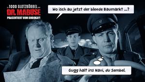 Szenenbild Die 1000 Glotzböbbel vom Dr. Mabuse