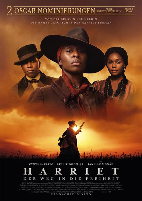 Hauptfoto Harriet - Der Weg in die Freiheit