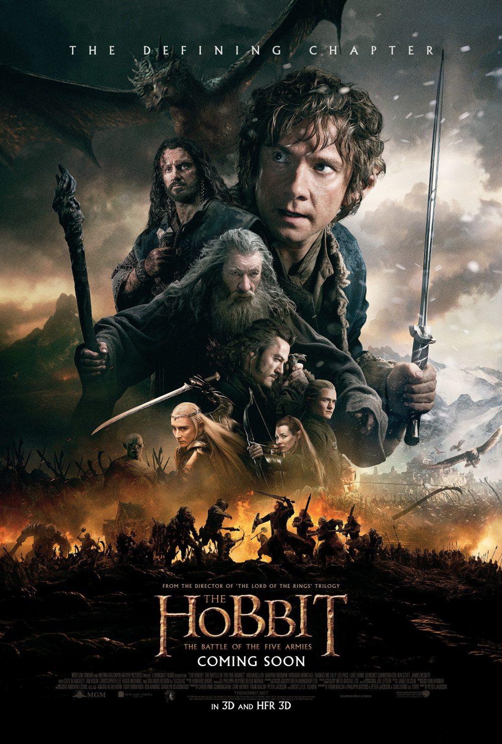 Hauptfoto Der Hobbit: Die Schlacht der Fünf Heere