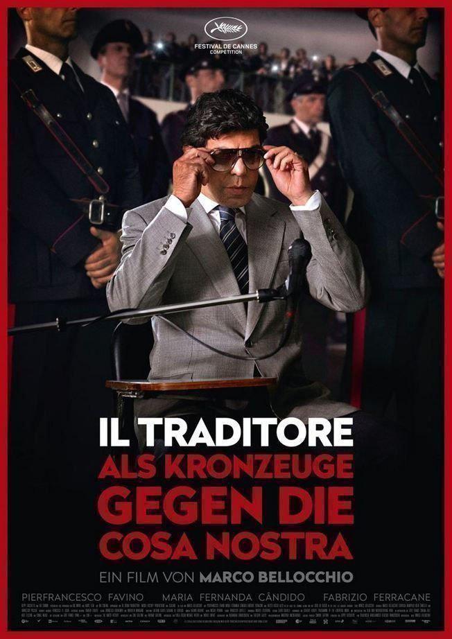 Hauptfoto Il Traditore - Als Kronzeuge gegen die Cosa Nostra