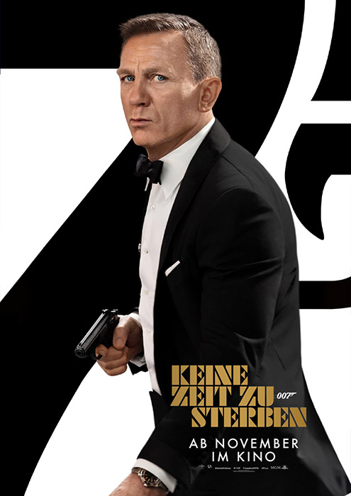 Foto James Bond 00...