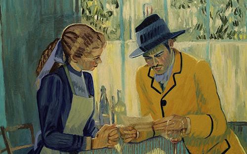 Szenenbild Loving Vincent