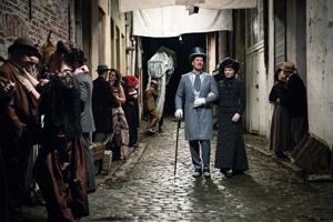 Szenenbild Mackie Messer - Brechts Dreigroschenfilm