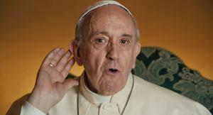 Szenenbild Papst Franziskus - Ein Mann seines Wortes