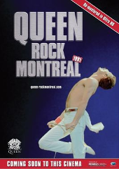 Hauptfoto Queen Rock Montreal