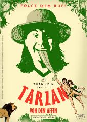 Hauptfoto Turnheim und Lippl vertonen Tarzan