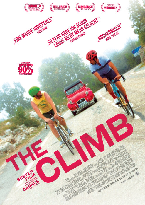 Foto The Climb