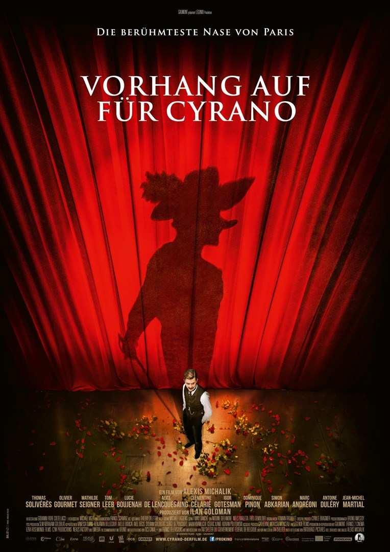 Hauptfoto Vorhang auf für Cyrano