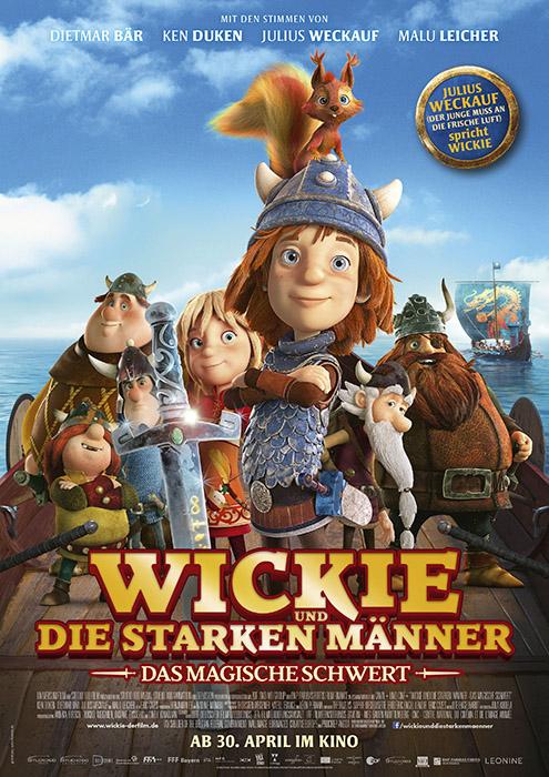 Hauptfoto Wickie und die starken Männer - Das magische Schwert