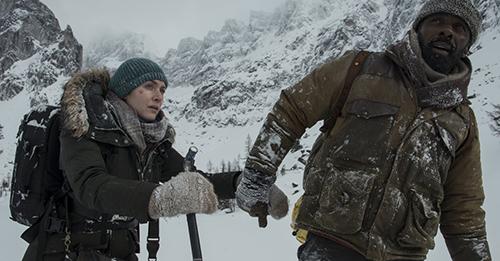 Szenenbild Zwischen zwei Leben - The Mountain Between Us
